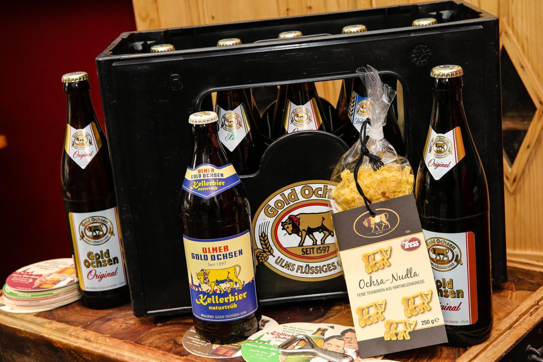 """Gold """"Ochsa-Nudla"""": Schlemmen mit Hopfen und Malz   Brauerei Gold ..."""