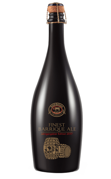 Gold Ochsen Finest Barrique Ale