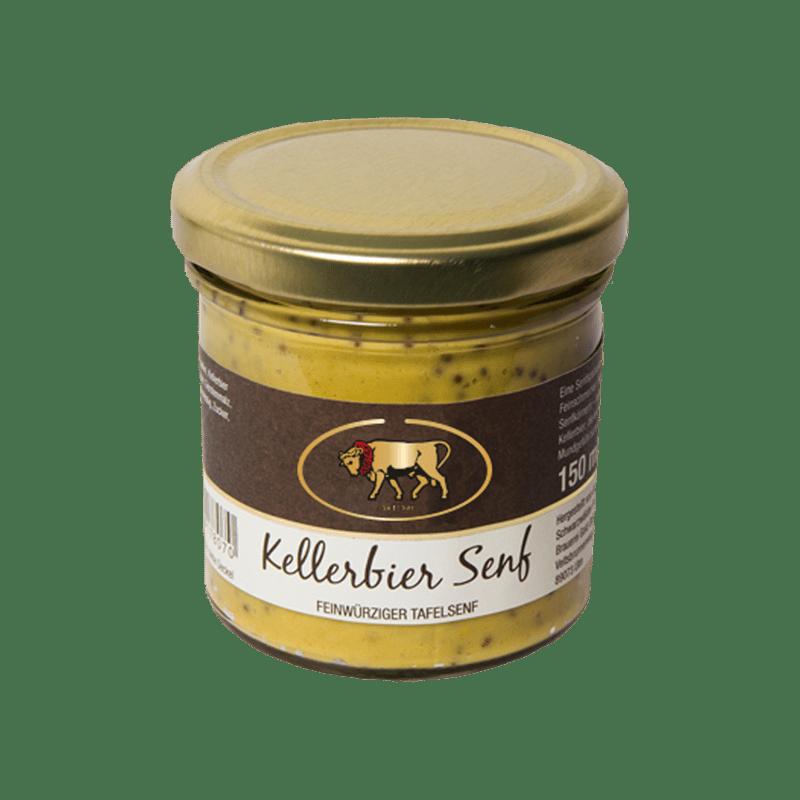kellerbier-senf