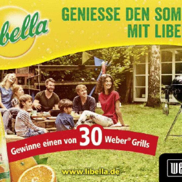 Libella Organgenlimonade
