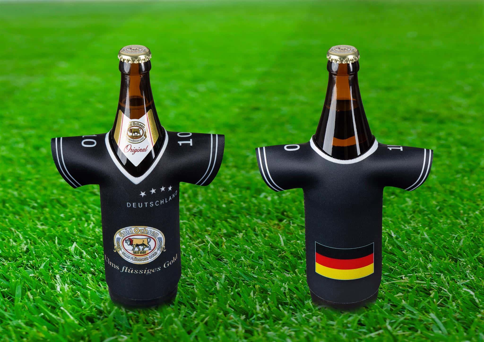 Mit kühlem Bier in den WM-Sommer - Gratis-Zugabe bei Gold Ochsen