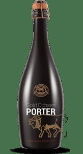 Gold Ochsen Porter Bier