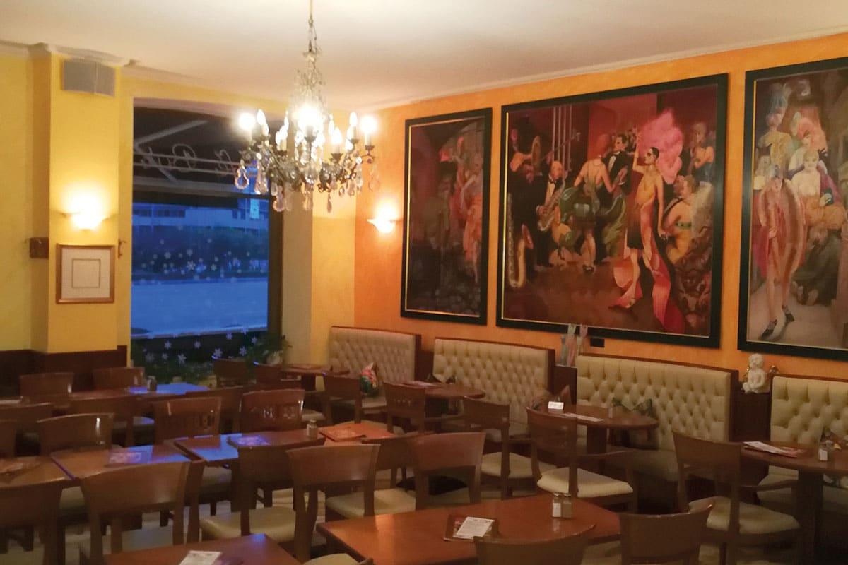 Grand Café Planie in Stuttgart