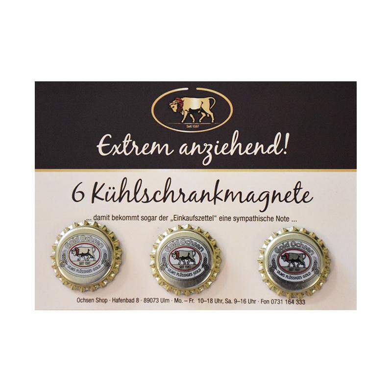 Kronkorken-Magnete